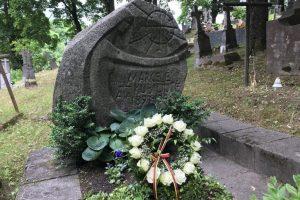 VSD pagerbė legendinės žvalgės M. Kubiliūtės atminimą