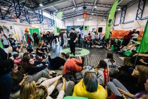 Sporto ir kultūros festivalio finiše – pozityvumo užtaisas