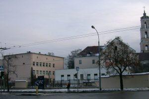Statybos inspekcija palaimino Šv. Jokūbo ligoninės teritorijos planą