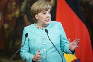 A. Merkel toliau nesiseka burti valdančiosios koalicijos