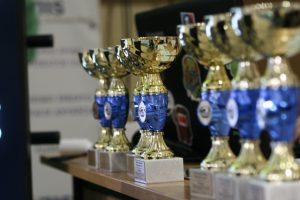 LPF taurės varžybose geriausias – D. Rapšys, krito dar trys šalies rekordai