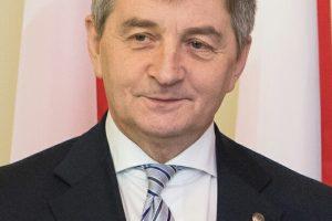 Lietuvoje lankysis Lenkijos Seimo pirmininkas