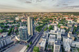 Naujamiestis – būsimasis Vilniaus miesto centras