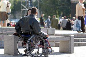 Lietuvoje įdarbinama trečdalis neįgaliųjų