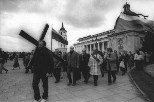 Disidentas P. Cidzikas bus palaidotas Rokantiškių kapinėse