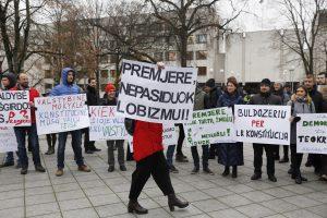 Pilaitės gyventojai – prieš Seimo ir Vyriausybės kišimąsi į savivaldą