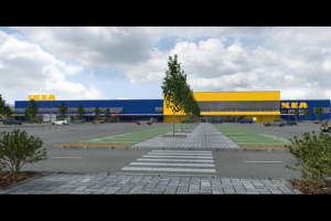 """,,Ikea"""" projektas Rygoje patikėtas lietuvių inžinieriams"""