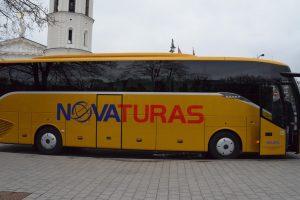 Lietuvos turistai nuo šiol keliaus saugiausiais autobusais