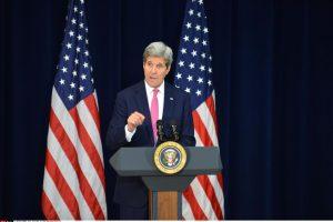 J. Kerry kaltina Izraelio dešiniuosius žlugdant taikos procesą