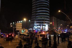 Po Rusijos diplomato nužudymo prie JAV ambasados paleisti šūviai