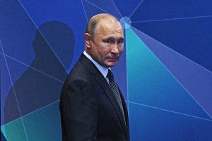 Apklausa: V. Putino populiarumas yra mažiausiais per penkerius metus
