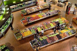 Mažmeninė prekyba šiemet padidėjo 4,6 proc.