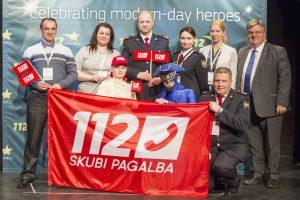 Vengrijoje apdovanotas berniukas iš Lietuvos, išgelbėjęs tėvui gyvybę