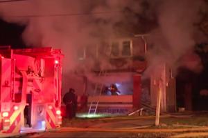 Tragiškas gaisras JAV: name sudegė penki vaikai
