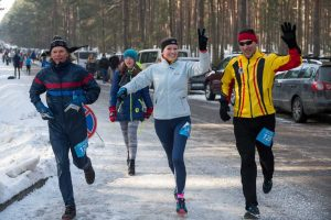 """""""LTeam olimpinio žiemos festivalio"""" bėgimai: viskas, ką reikia žinoti"""