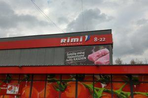 """Bus nagrinėjamas """"Rimi Lietuva"""" prašymas perimti prekybos tinklą """"Iki"""""""