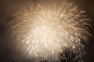 Nuo fejerverkų Naujųjų metų naktį nukentėjo 12 asmenų
