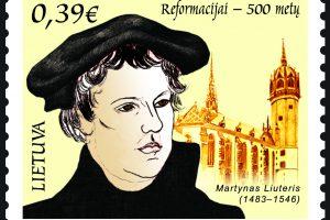 Išleidžiami pirmieji 2017-ųjų pašto ženklai