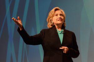 Apklausa: amerikiečiai labiausiai žavisi H. Clinton