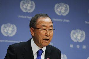 JT atsiprašė dėl choleros išplitimo Haityje, bet – ne dėl protrūkio sukėlimo