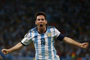 Argentinos futbolininkų laukia žūtbūtinis mačas dėl bilieto į pasaulio čempionatą