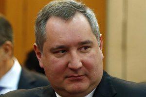 Rumunijos pareigūnas: Rusijos vicepremjeras nepaisė ES draudimo