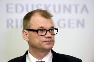 Suomijos premjeras pasisiūlė apgyvendinti pabėgėlių savo užmiesčio name