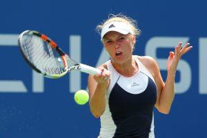 Vimbldone – C. Wozniacki pergalė po trijų setų