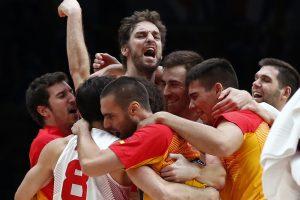 Atsiskyrus Katalonijai, Ispanija prarastų pusę krepšinio rinktinės