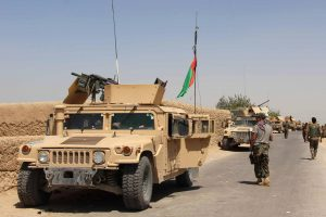 Afganistane per pakelės bombos sprogimą žuvo JAV karys