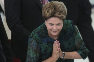 D. Rousseff pateikė apeliaciją Brazilijos Aukščiausiajam Teismui dėl apkaltos