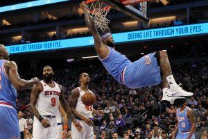 """M. Kuzminskas nešvaistė laiko veltui ir padėjo išplėšti pergalę """"Knicks"""""""