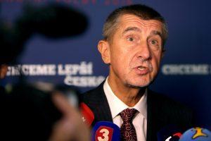 Čekijoje bus atnaujintos derybos dėl vyriausybės formavimo