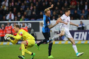 "Staigmena: ""Hoffenheim"" nutraukė įspūdingą ""Bayern"" seriją"