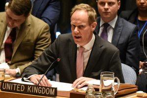 Pristatyta nauja Jungtinių Tautų rezoliucija dėl atakos tyrimo Sirijoje