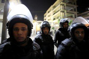 Egipte per susišaudymą prie vienuolyno žuvo policininkas