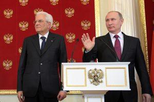 V. Putinas: kaltinimai Sirijai primena situaciją Irake 2003 metais