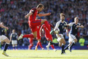 Pasaulio čempionato atranka: H. Kane'as išplėšė Anglijai lygiąsias