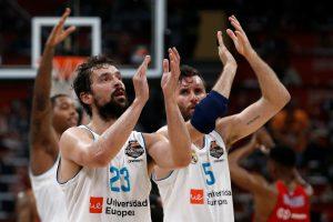 """""""Real"""" krepšininkai palaužė """"Herbalife Gran Canaria"""" ekipą"""