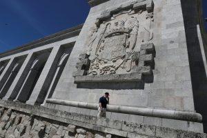 Ispanija birželį ekshumuos diktatoriaus F. Franco palaikus