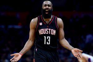 """NBA lygoje – J. Hardeno šou ir antras """"Spurs"""" pralaimėjimas iš eilės"""