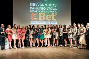 Kaune apdovanoti geriausi sezono rankininkai