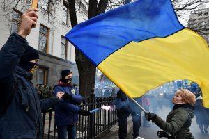 Politologas: Ukrainos byloje Rusija gali užginčyti kiekvieną argumentą