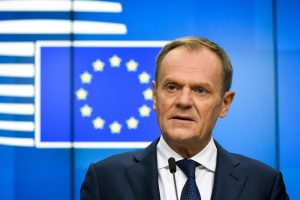 """ES rengia viršūnių susitikimą dėl """"Brexit"""", bet pasiekto susitarimo nepersvarstys"""