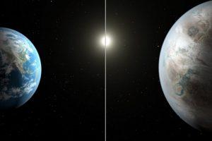 """Mokslininkai atrado tris """"potencialiai gyventi tinkamas"""" planetas"""
