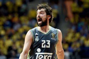 """Eurolyga: """"Real"""" ir be J. Mačiulio pagalbos įveikė """"Olympiakos"""" ekipą"""