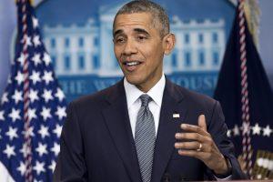 Pasiūlė išbandyti B. Obamos lovą