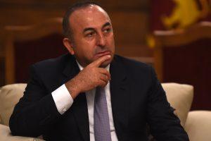 Turkija griežtai smerkia Rusijos paramą Sirijos režimui