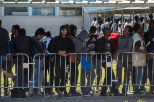 Graikijoje yra 41 tūkst. perkėlimui į kitas ES šalis tinkamų prieglobsčio prašytojų