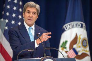 JAV: dviejų valstybių sukūrimas – būdas išspręsti Izraelio ir palestiniečių konfliktą